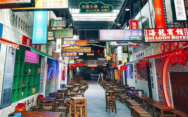 Hẻm phố - Hồng Kông thu nhỏ tại thành phố Nha Trang
