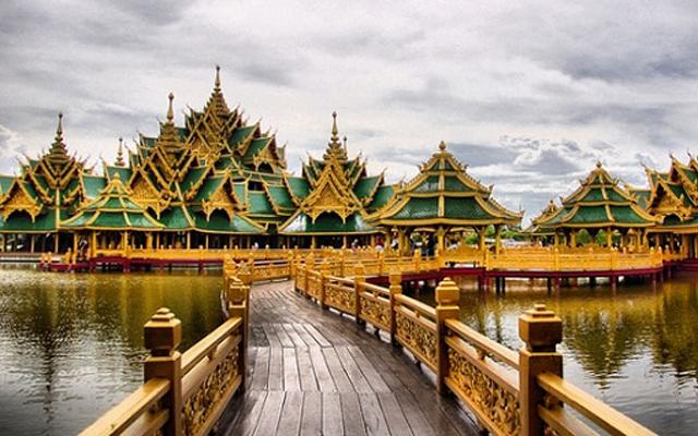 Những địa danh mang tính biểu tượng của đất nước Thái Lan